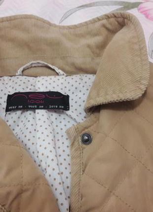 Куртка пиджак парка демисезонная  жакет ветровка  new look