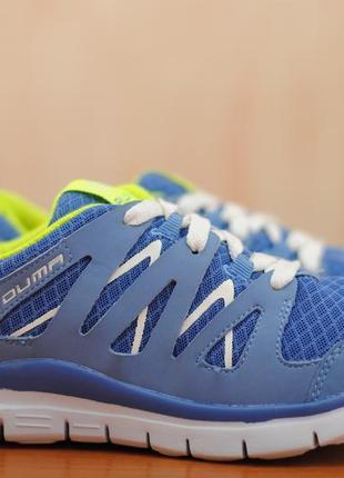 Голубые удобные мягкие кроссовки karrimor duma, 40.5 размер. оригинал
