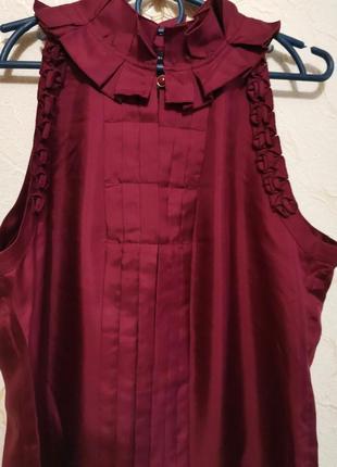 Шёлковая блузочка