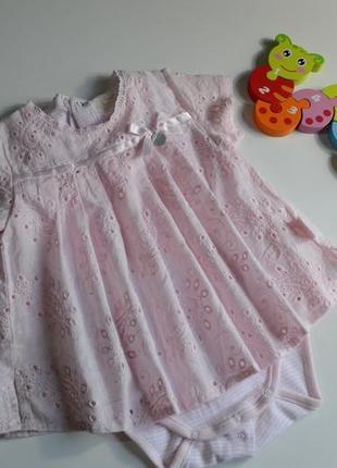 Платье боди