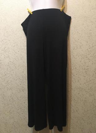 Комфортные батальные спортивные штаны/женские домашние штанишки большого размера