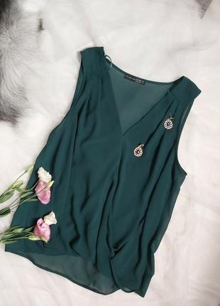 Стильная брендовая блуза