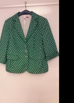 Брендовый женский пиджак,немецкой фирмы label,сток,оригинал