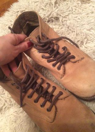 Уинтажные ботиночки topshop