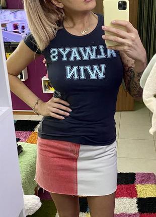 Очень крутое качество футболки! размер s/m!