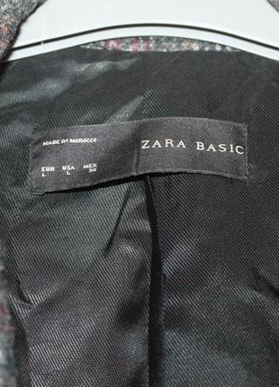 Пальто пиджак zara