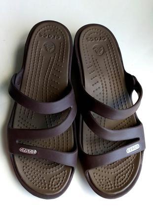 Кроксы crocs,w 5,наш 34-35 размер.