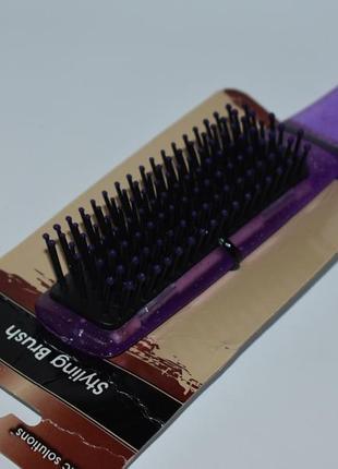 Новая расческа basic solutions styling hair brush оригинал сша