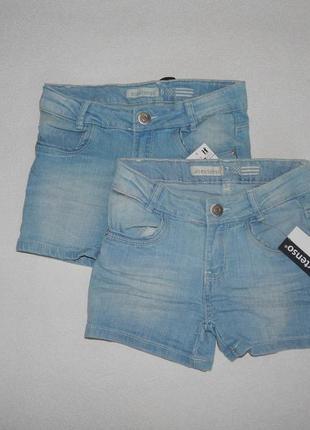 Классные джинсовые шорты для девочек