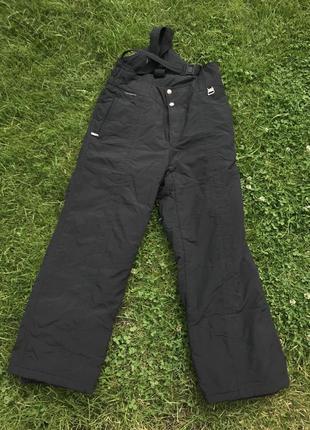 Комбинезон штаны плащевка
