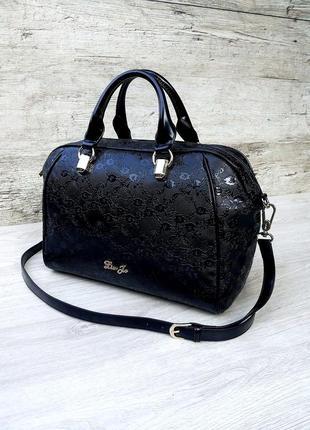 Liu jo вместительная сумка 100% оригинал (gucci louis vuitton chanel fendi guess)