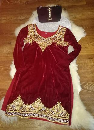 Платье туника