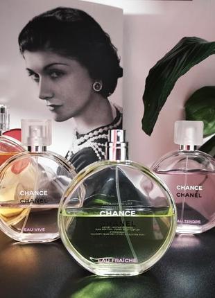 Chance, chanel (розпив 5мл, 10мл, 12мл, 25мл) оригинал, особиста колекція