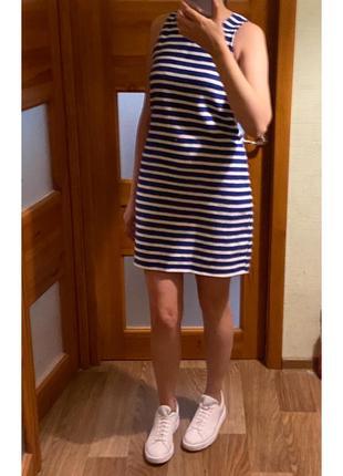Полосатое платье reserved