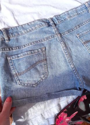 Джинсовые шорты корткие