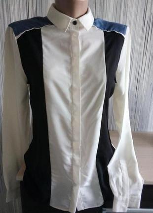 Стильная рубашка topshop