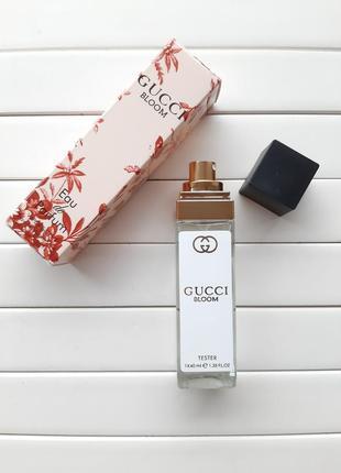 Премиум качество! gucci bloom пробник 40 мл,парфюмерная вода,парфюм, парфюмерная ручка