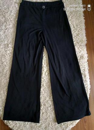 Шикарные нарядные брюки кюлоты