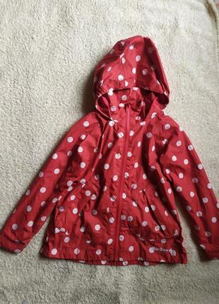 Куртка- дощовик