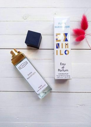 Тестер 40 мл,мини парфюмерия,пробник, ex nihilo fleur narcotique,парфюмерная вода,спрей
