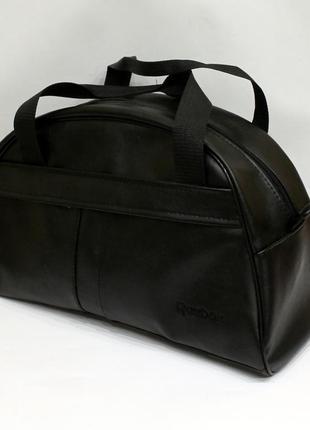 Сумка, спортивная сумка, ручная кладь, эко кожа, для спортзала