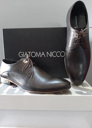 Туфли giatoma niccoli польша