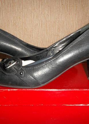 Деловой стиль туфли hogl, австрия р. 39