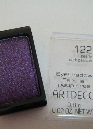 Artdeco тени для век с блестками glamour № 122.выбирайте подарок