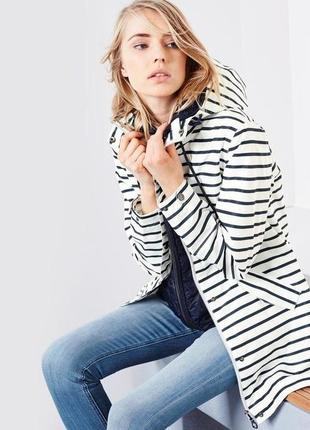 Высокотехнологичная куртка-плащ 3в1, ecorepel®, мембрана 3000, tchibo, размер наш: 50-52