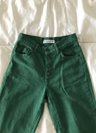 Mom джинсы очень красивые pull&bear