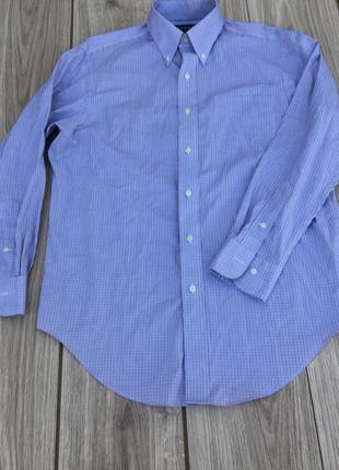 Polo ralph lauren тенниска актуальные в клетку трендовая клетка рубашка стильная
