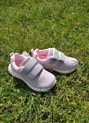 Дитячі текстильні кросівки