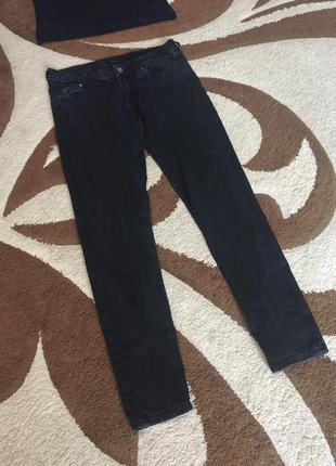 H&m фирменные оригинальные скины джинсы 👖