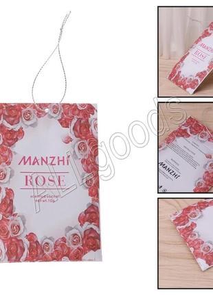 Саше ароматическое роза 1 шт