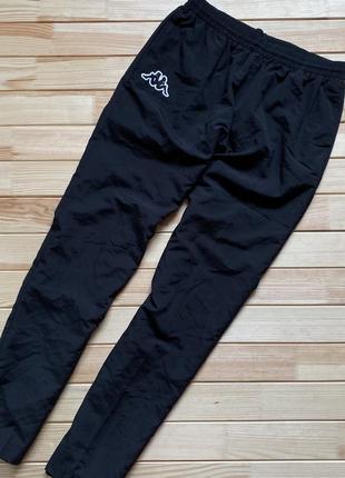 Спортивные штаны kappa (балоновые с подкладкой, широкие)