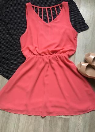 Красивейшее розовое платье