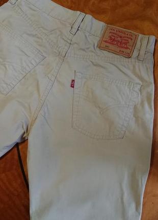 Брендові фірмові джинси levi's 551,оригінал.