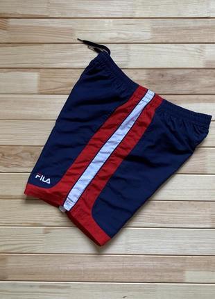 Отличные спортивные плавательные шорты fila