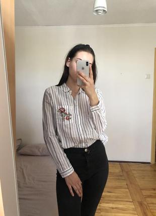 Рубашка хлопковая