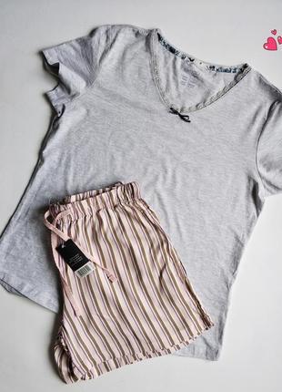 Комплект esmara ,шорты и футболка для дома и отдыха