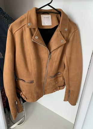 Курточка бархатна