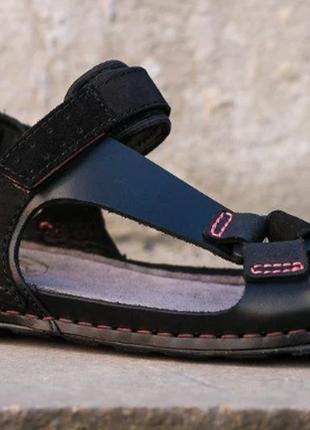 Кожаные мужские шлепанцы босоножки сандалии kadar 40-45 р-ры