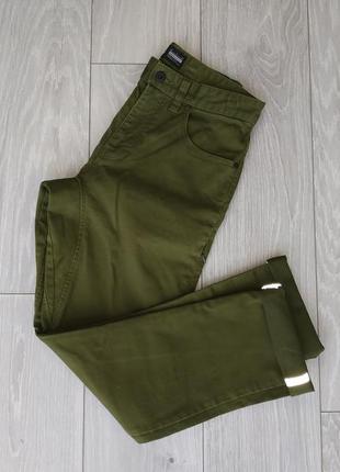 Скейтерські штани nike sb 5 ftm pocket розмір 29 з рефлективним селвіджом брюки