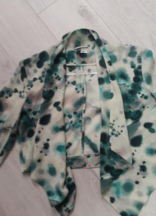 Оригинальный пиджак h&m