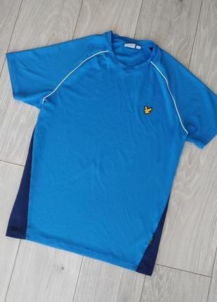 Спортивна футболка lyle and scott розмір l