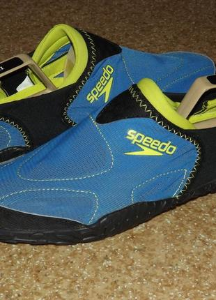 Водные туфли /акваобувь speedo men's shore cruiser 3.0