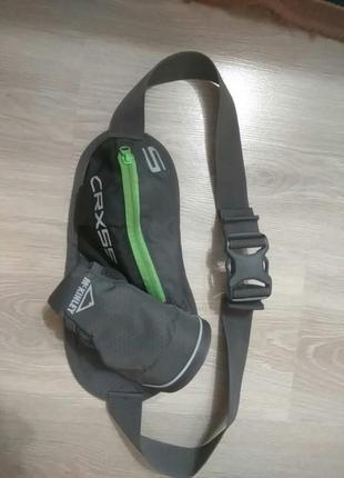 Вело сумка поясная mckinley crx55, новая.