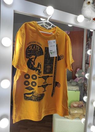 Качественная футболка для подростков