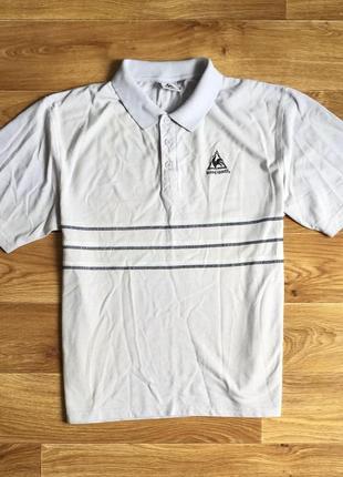 Le coq sportif - поло / футболка с воротником / мужская размер l-xl
