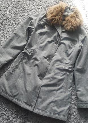 Оригинал.фирменная,спортивная,качественная куртка-пальто the north face
